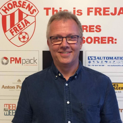 Horsens Freja - Suppleant: Peter Jørgensen