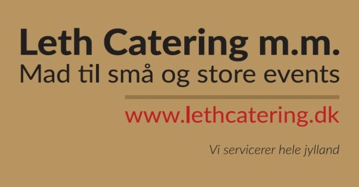 Leth Catering